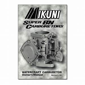 Blowsion  Mikuni Super Bn Carb Tuning Manual