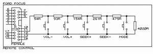 Ford Mondeo Mk3 Radio Schaltplan