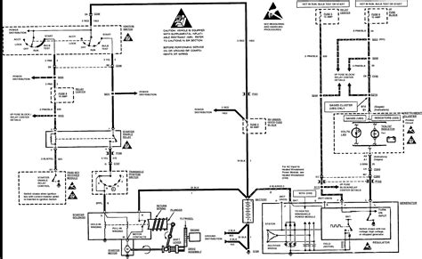 1995 Buick Park Avenue Wiring Diagram by I A 91 Buick Park Avenue When I Put The Key In The
