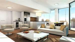 Idees amenagement d39une salle a manger dans le salon for Idee deco cuisine avec meuble salle a manger contemporain