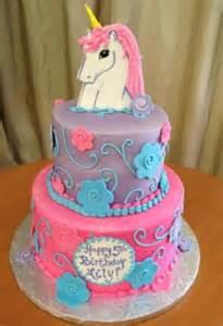 Unicorn Birthday Cake Ideas