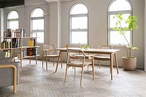 YC1 Dining Chair by Mikiya Kobayashi