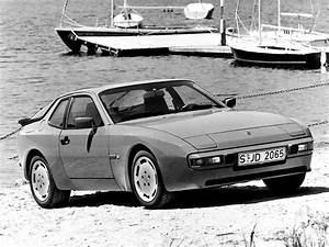 Porsche 944 S Specs - 1986  1987  1988