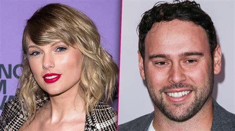 Taylor Swift Talks Scooter Braun Reportedly Selling Her ...