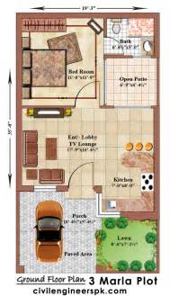 kitchen knives perth 28 3 marla modern house plan 3d front elevation