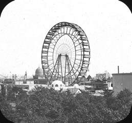 Chicago Columbian Exposition Ferris Wheel