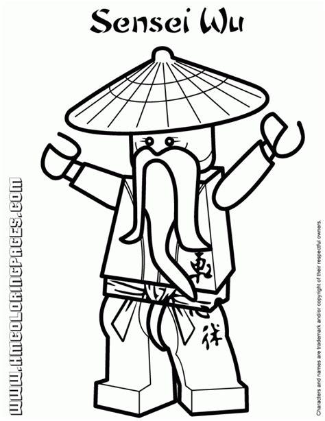 lego ninjago coloring pages  print