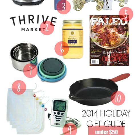 Holiday Gift Guide 2014  What Great Grandma Ate