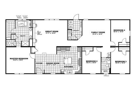 oakwood homes floor plans sc 17 best ideas about oakwood mobile homes on