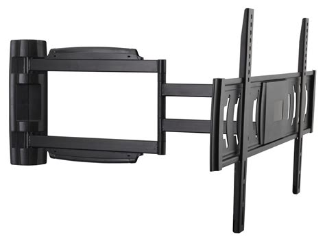 tv on wall mount motion articulating tv wall mount bracket tvs 32in