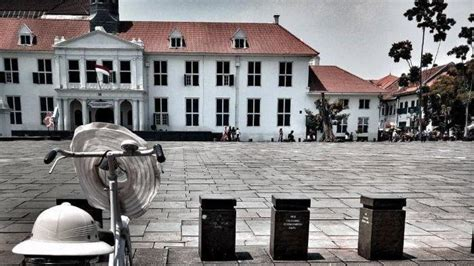 tempat wisata instagramable  sekitar kota tua jakarta
