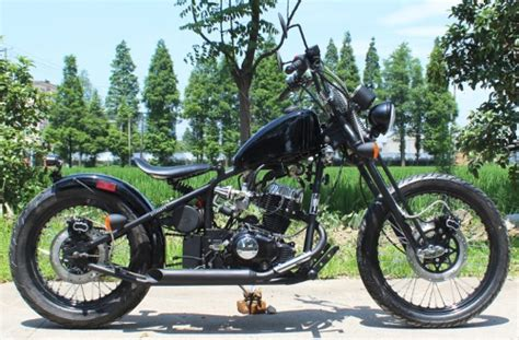 250cc Street Legal Bobber Chopper Motorcycle