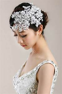 Buy Wholesale Wedding Bride Jewelry Crystal Flower