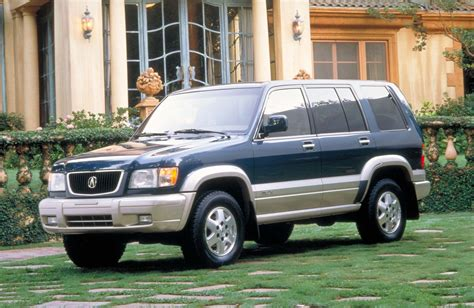1996 1999 acura slx 671200 car review top speed