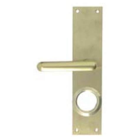 poignee de porte serrure 3 points plaque de porte pali 232 re pour serrures 3 points cavith iseo bricozor