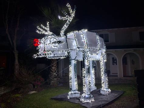 star wars christmas lights festival collections