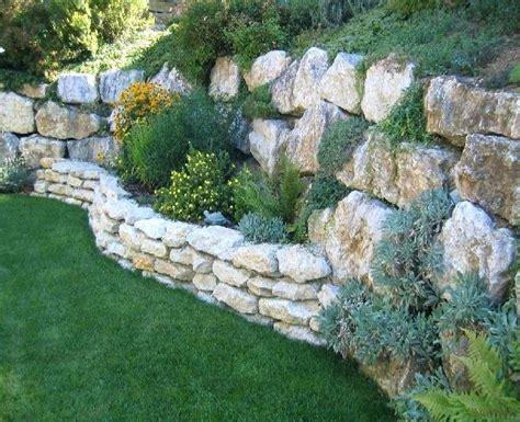 Gartengestaltung Ideen Mit Steinen by Beet Mit Pflanzen Und Steinen Gartengestaltung Mit Steinen