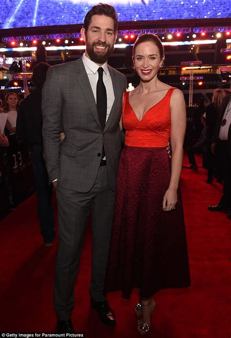 Emily blunt & john krasinski reveal first celebrity crushes, childhood movie favorites & more! Emily Blunt is expecting her second child with husband ...
