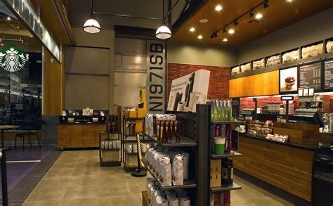visited  designer starbucks airport