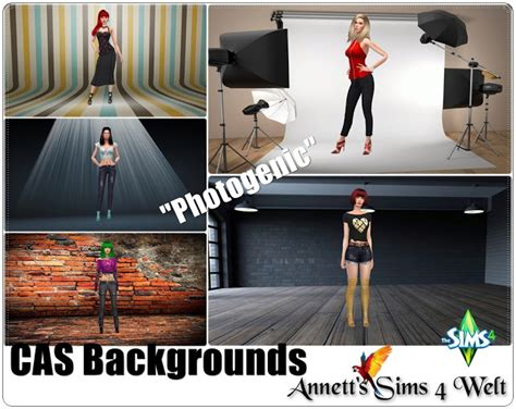 photogenic cas backgrounds  annetts sims  welt sims