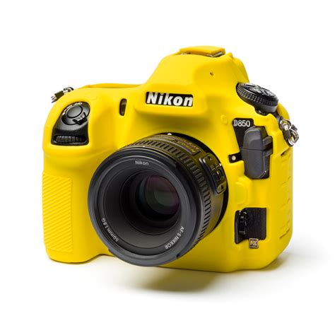 new easycover camera cases for nikon d850 released nikon