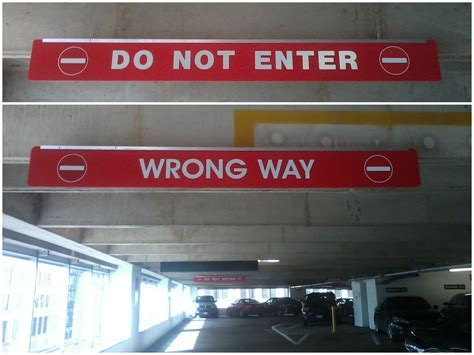Directional/Wayfinding Signage