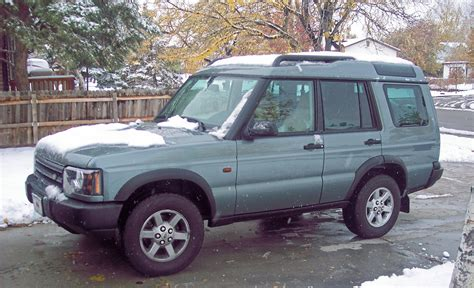 2004 Land Rover Discovery Specs by Fvejr 2004 Land Rover Discovery Specs Photos
