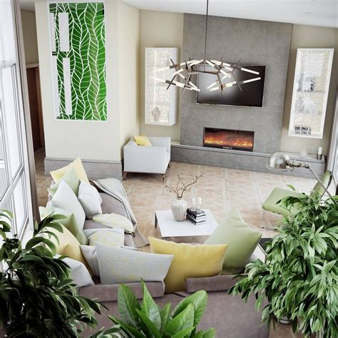 Interior Design Ideas For Living Room And Kitchen by 10 Fresh Living Room Interior Ideas From Designers