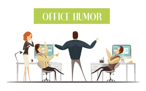 Office Humor page 1 humor on curated vector illustrations stock