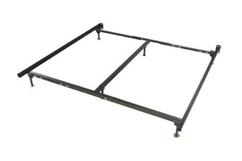 4887 metal bed frame king king metal bed frame at gardner white