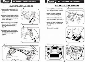 2006 Hyundai Azera Installation Parts  Harness  Wires
