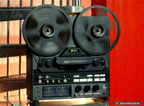 Teac X-2000r, Black For Sale