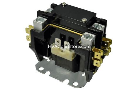 1 pole contactor 40 s 24v coil hvacpartstore
