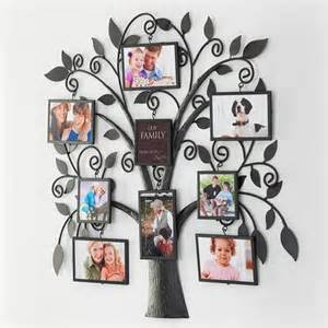Family Tree Collage Frame Idea