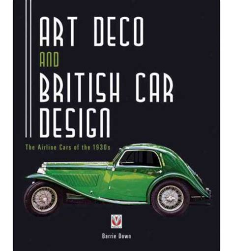 deco and car design barrie 9781845845223