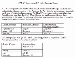 nala news With legal document preparation manual for the paralegal certificate course