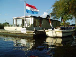 Boot Te Koop Eernewoude by Vakantiewoningen In Friesland Alde Feanen Verhuur En