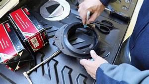 2003 Chevy Avalanche Door Speaker Install