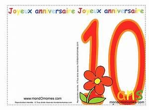Invitation Anniversaire Fille 9 Ans : invitation anniversaire pour fille de 10 ans gratuit a ~ Melissatoandfro.com Idées de Décoration