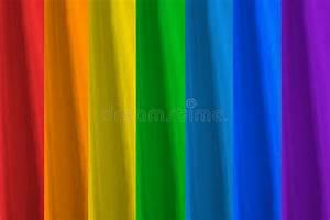 Regenbogen 7 Farben : alle farben des regenbogens stockfoto bild von seide ~ Watch28wear.com Haus und Dekorationen