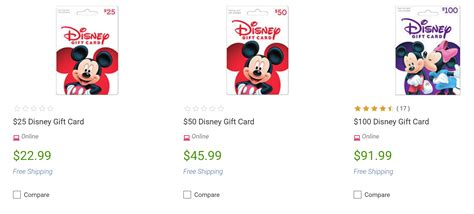 Shop for restaurant gift cards in specialty gift cards. It's Back On: Disney Gift Card Sale at BJs — Points To Neverland