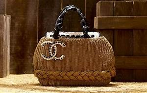 Sac En Paille Original : le cabas en paille tendances de mode ~ Melissatoandfro.com Idées de Décoration