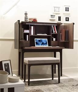 Ash Secretary Desk