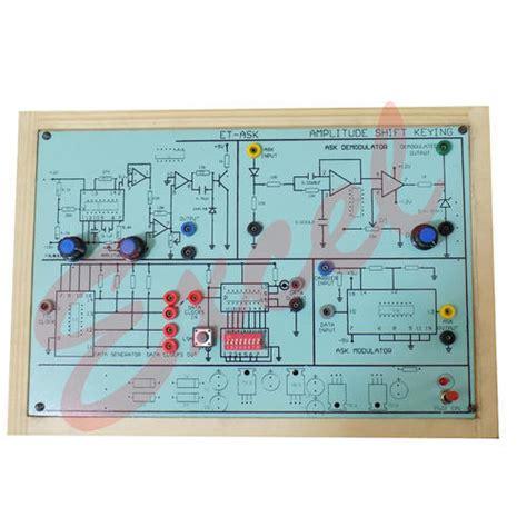 Amplitude Shift Keying Modulation Demodulation Kit