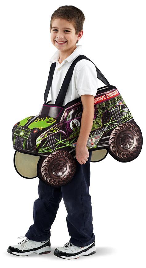 grave digger costume monster truck monster jam grave digger child costume digger costume