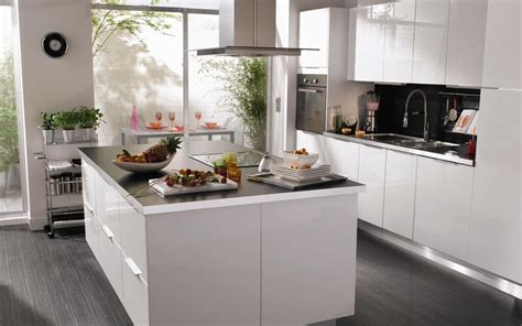 cuisine exemple amenagement maison moderne contact