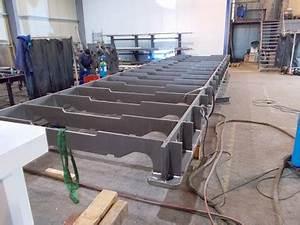 Baltic Treppen Neumünster : schwei arbeiten s355 f r motoren grundgestell caterpillar stahlbau neum nster gmbh ~ Markanthonyermac.com Haus und Dekorationen