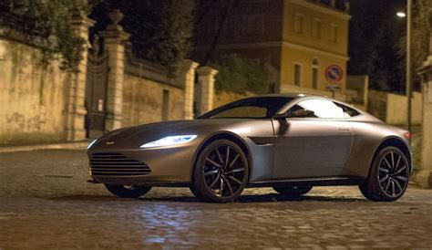 5 Things To Know About Bond's Aston Martin Db10 Before