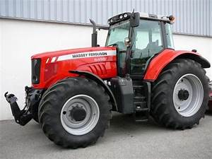 Massey Ferguson 6400 Mf6400 Series Tractor Workshop Manual