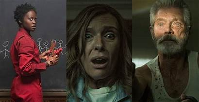 Horror Characters Decade